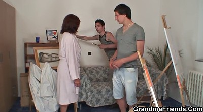 Wife threesome, Young and old