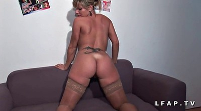 Amateur anal, French casting, Anal amateur