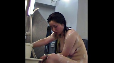 Japanese solo, Japanese shower, Japanese fetish, Boob