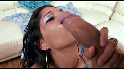 Swallows, Pov fuck, Blowjob and swallow