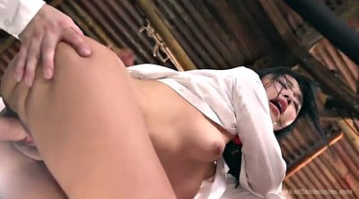 Anal, Monica, Asian bondage