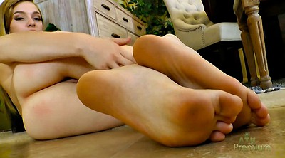 Teen feet, Pale