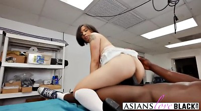 Interracial asian, Black asian, Black and asian