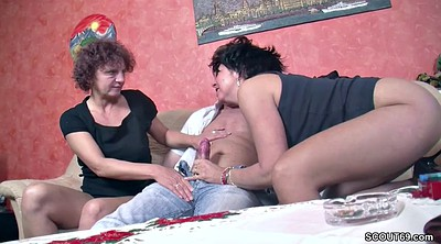 German, Two milf, German mom, Moms, Seducing mom