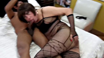 Pantyhose anal, Double anal