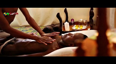 Gay massage, African