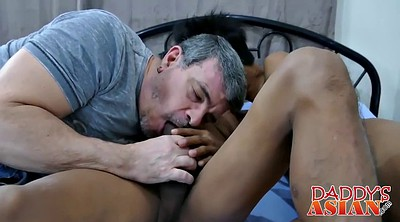 Asian mature, Gay daddy