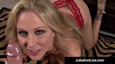 Julia ann, Julia, Dirty talk, Pov milf