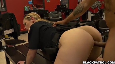 White blond, Shop, Interracial missionary