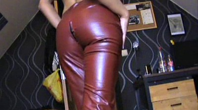 Leather, Leather pants, Pant