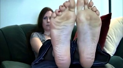 Creamy, Sole, Samantha, Feet sole