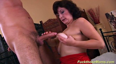 Hairy mature, Busty mom, Big tits mom, Young mom, Czech mature