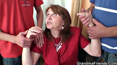 Granny sex, Office mature