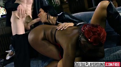 Black group, Group creampies