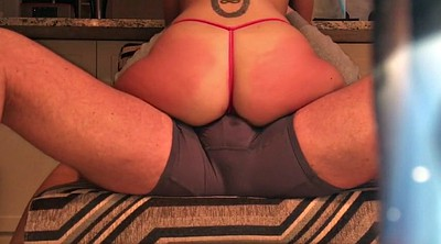 Hump, Bbw ass, Phat ass, Wide, Spread ass, Spanking hard
