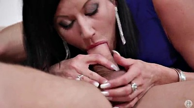 Mom, Mom blowjob