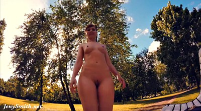Flashing, Flash, Park, Public caught, Naked in public, Naked public
