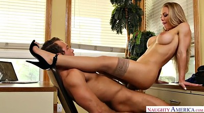 Nicole aniston, Boss, Office creampie