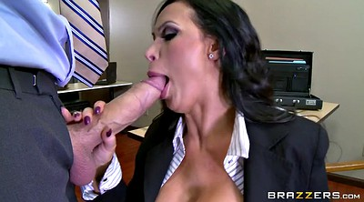 Nikki benz, Danny d, Start, Benz, Busty office