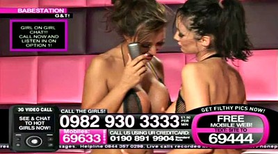Striptease, Darby, Babestation