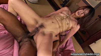 Japanese bdsm, Aoi, Choked, Japanese licking, Hairy creampie, Japanese lick