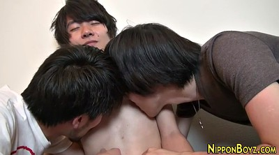 Japanese threesome