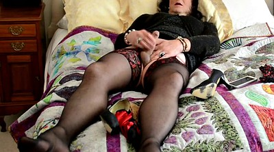Solo nylon, Cd, Nylons, Pantyhose masturbation