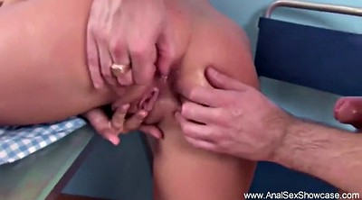 Wife anal, Anal cougar