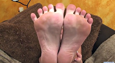 Sexy feet, Foot tease