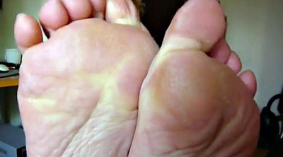 Mature feet, Smelly, Mature foot