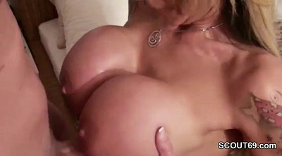 Caught mom, Mom caught, German mom, Caught with, Big tits mom