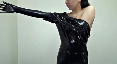 Latex, Japanese black, Black japanese, Catsuit, Japanese and black, Black and japanese