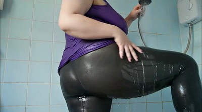 Spandex, Big wet ass