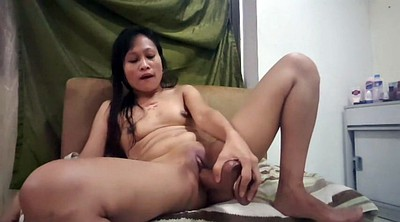 Vibrator, Black asian, Asian squirt, Asian pee, Pussy destroyed, Asian and black
