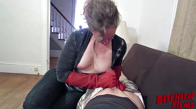 Mommy son, Caught masturbating