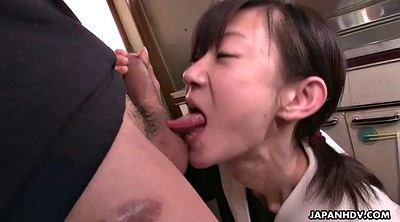 Skinny asian, Uniform, Japanese big, Japanese deep throat