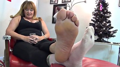 Mature feet, Feet fetish, Granny foot