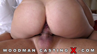 Chubby anal, Casting anal