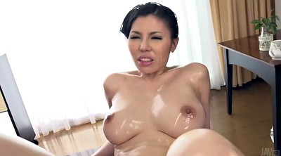 Japanese milf, Japanese big tits, Japanese oil, Japanese orgasm, Sofia, Beauty japanese