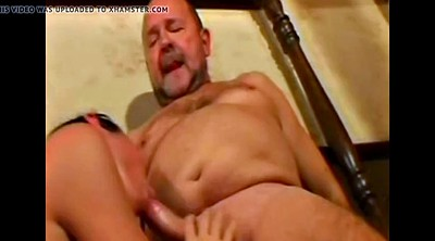 Old man, Anal mature