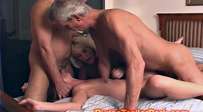 Babysitter, Swinger, Old young, Swingers party