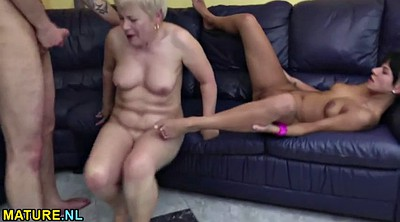 Join, Mature lady, Mature couple