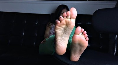 Sole, Foot feet