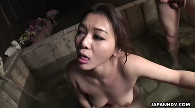 Asian, Japanese girl, Asian granny, Japanese old, Farting, Young japanese