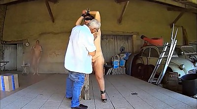 Bondage, Whip, Whipping, Post, Whipped
