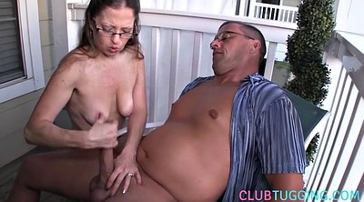 Jerk off, Mature amateur