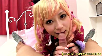 Pov, Japanese cosplay, Japanese squirting