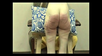 Spanked, Russian matures, Russian mature