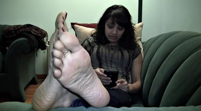 Phone, Indian feet, Solo feet