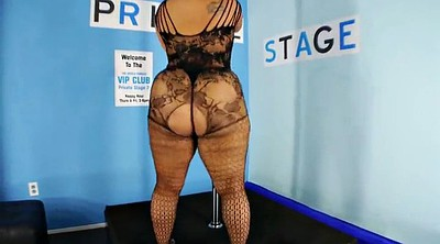 Body stocking, Ebony stocking